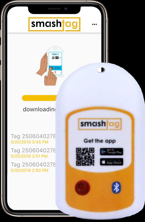 Smashtag Essential with mobile app